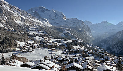 Save on Wengen Winter Ski Holidays
