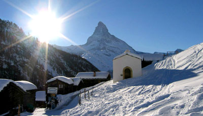 Save on Zermatt Winter Ski Holidays