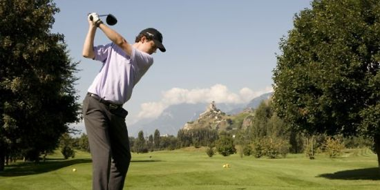 Golfing holidays in Switzerland
