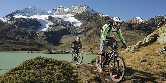 Guided Biking in Switzerland