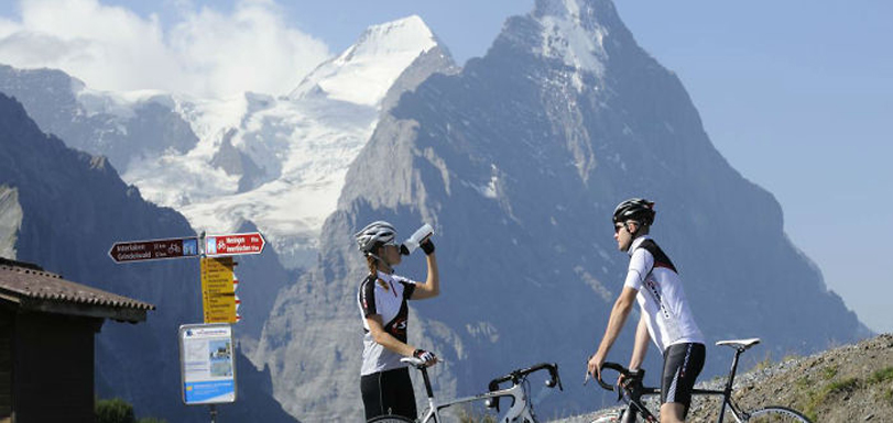 Amazing Swiss High Alpine Passes - Road Cycling Perfection
